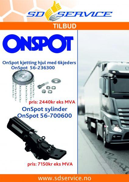 OnSpot tilbud
